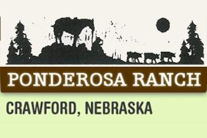 Ponderosa Ranch Logo