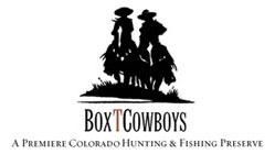 Box T Cowboys Logo