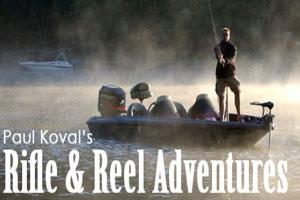 Rifle and Reel Adventures Logo