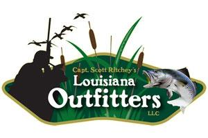 Capt Scott Ritchey's Louisiana Outfitters