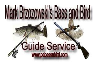 Mark Brzozowski's Bass and Bird Guide Service