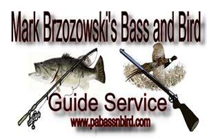Mark Brzozowski's Bass and Bird Guide Service