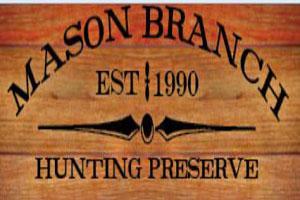Mason Branch Hunting Preserve