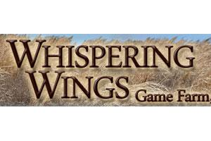 Whispering Wings Game Farm
