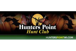 Hunters Point Hunt Club Logo