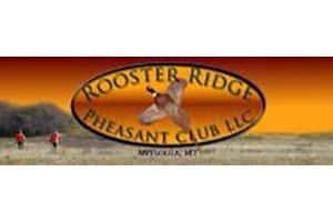 Rooster Ridge Pheasant Club
