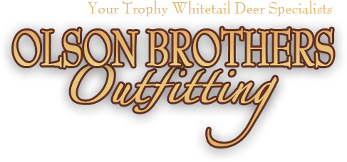 Olson Brothers Outfitting Logo