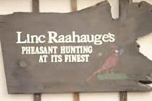 Raahauge's Pheasant Club