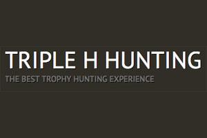Triple H Hunting Logo