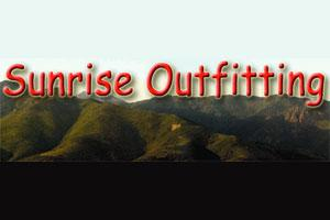 Sunrise Outfitting Logo