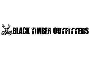 Black Timber Outfitters Logo