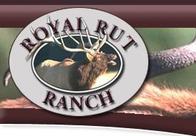 Royal Rut Ranch Logo