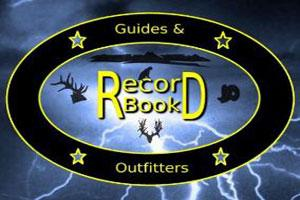 Record Book Guides & Outfitters Logo