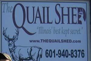 The Quail Shed Logo