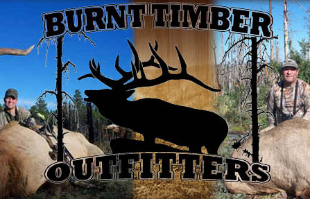 Burnt Timber Outfitters Logo
