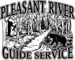 Pleasant River Guides Logo