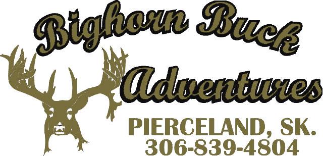 Bighorn Buck Adventures Logo