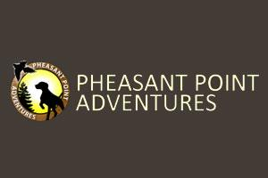 Pheasant Point Adventures Logo