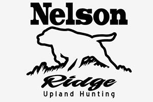 Nelson Ridge Upland Hunting Logo