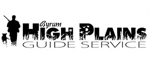 Byrum High Plains Guide Service Logo