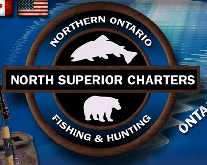 North Superior Charter & Outfitters Logo