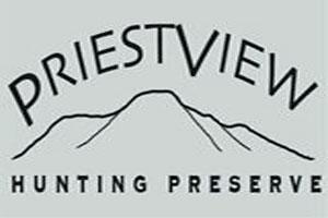 PriestView Hunting Preserve Logo