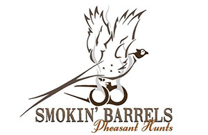 Smokin Barrels Pheasant Hunts Logo