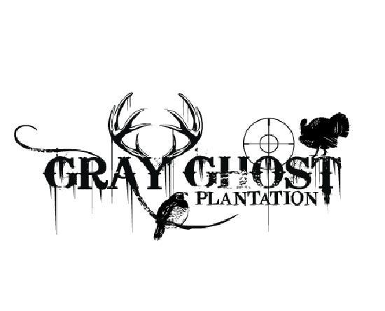 Gray Ghost Plantation Logo