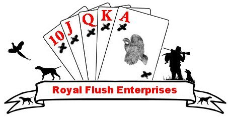 Royal Flush Enterprises Logo