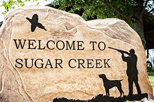 Sugar Creek Sporting Clays & Hunting Preserve Logo
