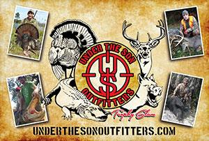 Under The SON Outfitters Logo