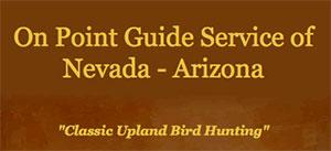 On Point Guide Service Of Nevada Logo