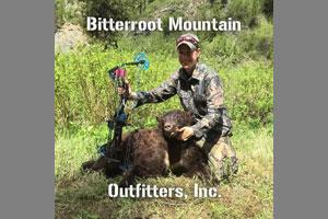 Bitterroot Mountain Outfitters, Inc Logo