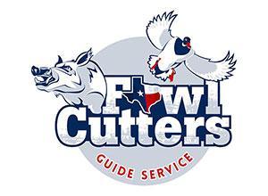Fowl Cutters Guide Service Logo