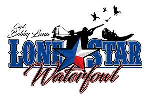 Lone Star Waterfowl Logo
