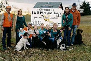 J & R Pheasant Hunts LLC