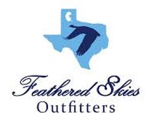 Feathered Skies Outfitters Logo