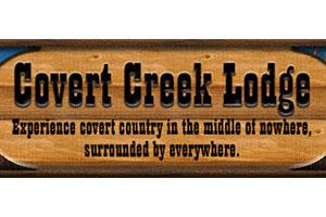 Covert Creek Lodge
