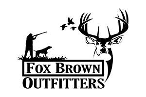Fox Brown Outfitters Logo