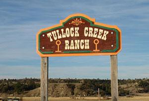 Tulloch Creek Ranch