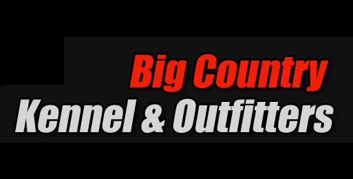 Big Country Kennel & Outfitters Logo