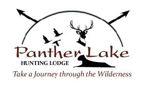 Panther Lake Hunting Lodge Logo