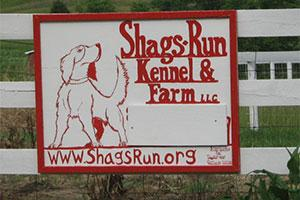Shags-Run Hunt Club Logo