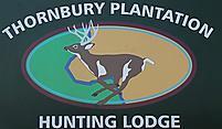 Thornbury Plantation Hunting Lodge Logo