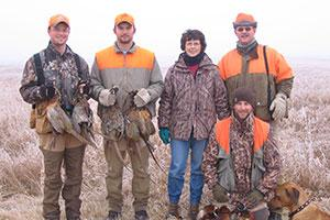 Pheasant Country Hunts