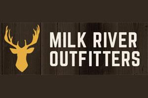 Milk River Outfitters Logo