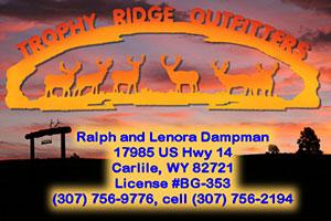Trophy Ridge Outfitters Logo