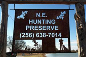 Northeast Alabama Hunting Preserve