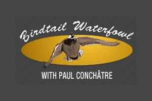 Birdtail Waterfowl Logo
