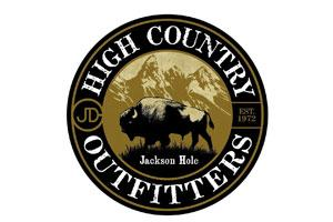 JD High Country Outfitters Logo